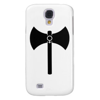 Black Labrys Galaxy S4 Case