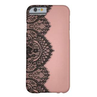 Black lace iPhone 6 case