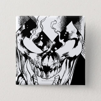 Black Lantern 15 Cm Square Badge