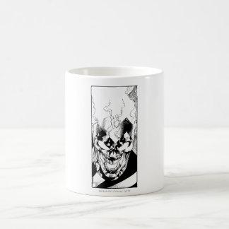 Black Lantern Basic White Mug