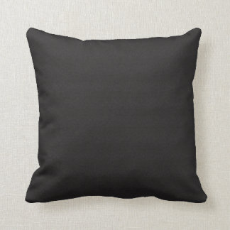 Black Leather 2 Cushion