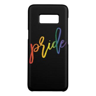 Black LGBT Rainbow Pride iPhone 7 Cases