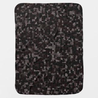 Black Licorice Baby Blanket