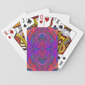 Black Light Night... Playing Cards