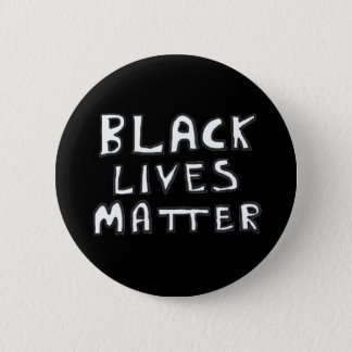 Black Lives Matter 6 Cm Round Badge