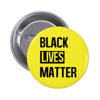 Black Lives Matter 6 Cm Round Badge