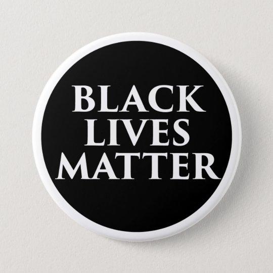 Black Lives Matter 7.5 Cm Round Badge