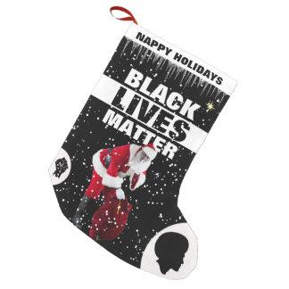 Black Lives Matter Christmas Stocking