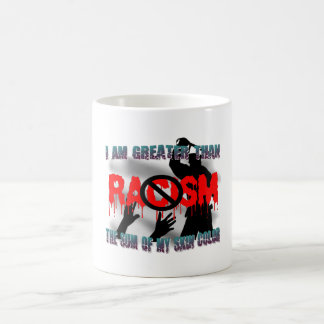Black Lives Matter-No Racism Coffee Mug