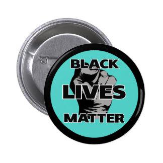 """Black Lives Matter regular button (2.25"""")"""