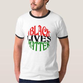 Black Lives Matter Retro Style design. T Shirt