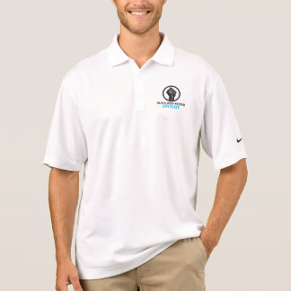 Black Lives Matter Support Polo Shirt