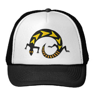 black lizzard cap