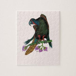 black lory parrot, tony fernandes jigsaw puzzle