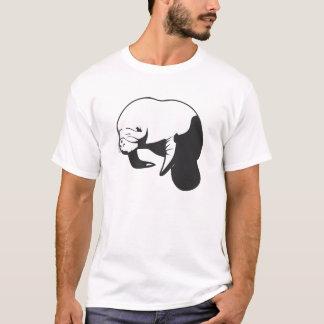 Black Manatee T-Shirt