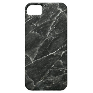 Black Marble Barely There iPhone 5/5S Case