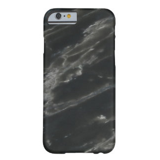 black marble barely there iPhone 6 case