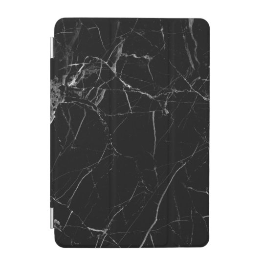 Black Marble Ipad Smart Case iPad Mini Cover