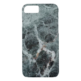 Black Marble iPhone 7 Case
