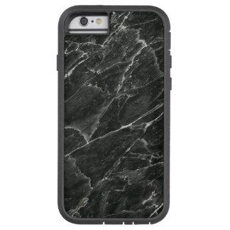 Black Marble Tough Xtreme iPhone 6 Case