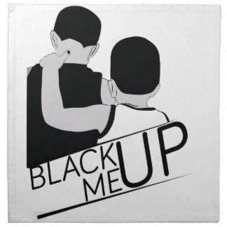 black me up cloth napkins