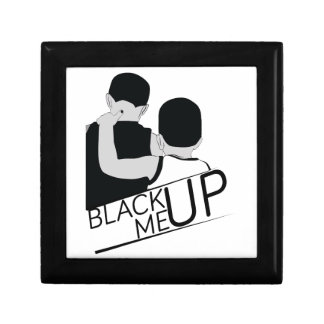black me up gift box