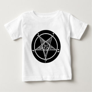 black metal, baphomet, lord of darkness! baby T-Shirt