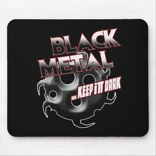 Black Metal music tshirt hat hoodie sticker poster Mousepads