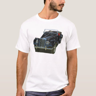 Black MG TF 1500 T-Shirt
