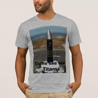 Black Missile, T-Shirt