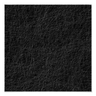 Black modern pattern posters