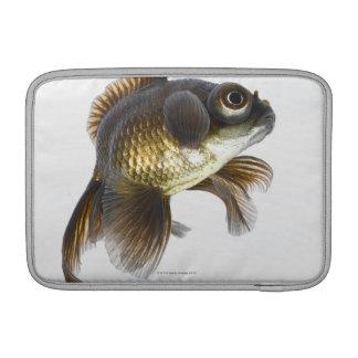 Black moor goldfish (Carassius auratus) 2 Sleeve For MacBook Air