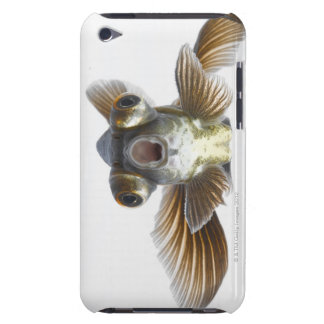 Black moor goldfish (Carassius auratus) Case-Mate iPod Touch Case