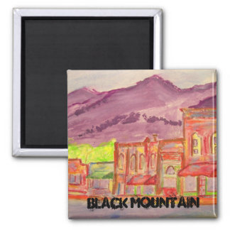 black mountain square magnet