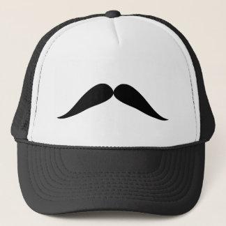 Black Moustache Fun Hat