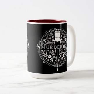 Black Murderino Mug