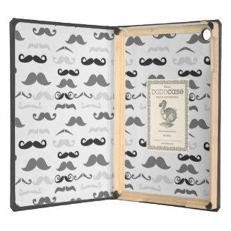 Black mustache Dodo Case Case For iPad Air
