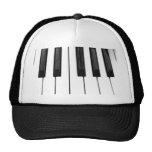 Black n White Piano Keyboard Key Picture Image