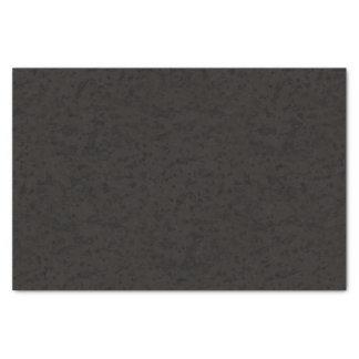 Black Natural Cork Bark Look Wood Grain Tissue Paper