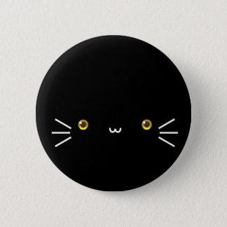 black neko button