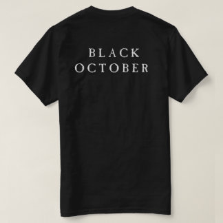 Black October T-Shirt