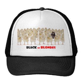 Black on Blondes Cap