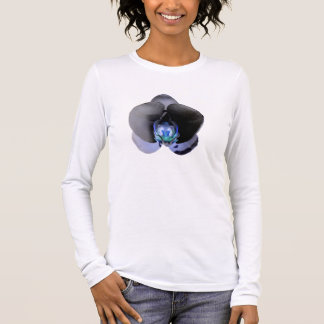 Black Orchid Long Sleeve T-Shirt