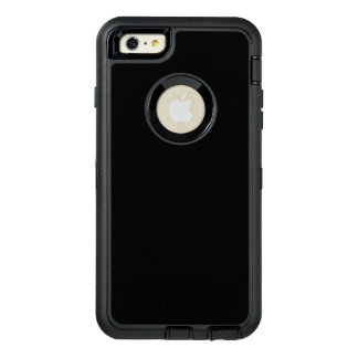 Black Otterbox Defender iPhone 6/6s PLUS Case