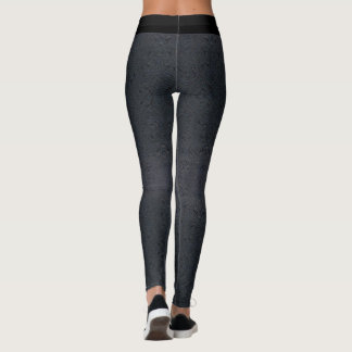 (BLACK PAISLEY) LEGGINGS