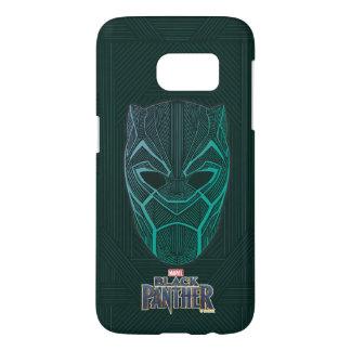Black Panther | Black Panther Etched Mask