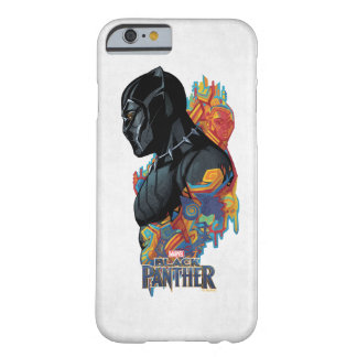 Black Panther | Black Panther Tribal Graffiti Barely There iPhone 6 Case