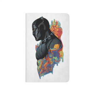 Black Panther | Black Panther Tribal Graffiti Journal