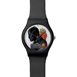 Black Panther | Black Panther Tribal Graffiti Watch