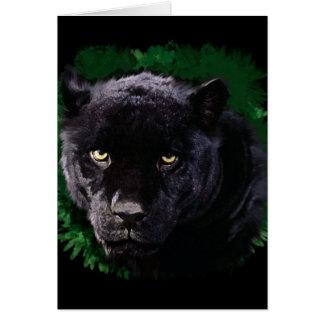 Black Panther Card